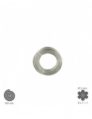 Cadena Zincada 10 mm (Caja 25 Kg)