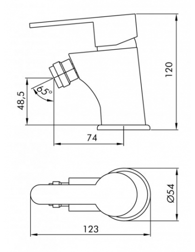 Comprar escalera aluminio industrial 1 tramo 2 5 metros 9 for Escalera aluminio 2 peldanos