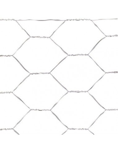 Tela Cuadros Plastico 0,5 cm. x 1 Metro. Blanca Rollo 25 Metros