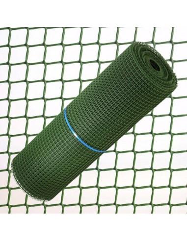 Malla Plastificada Corral 13x13 / 80 cm. Rollo 10 metros.
