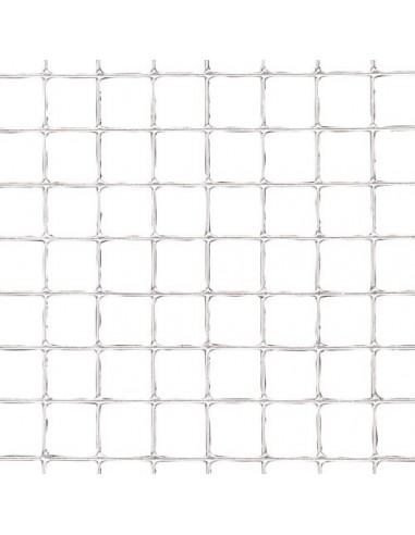 Poste Recto Galvanizado 45 mm. x 2,0 Metros.