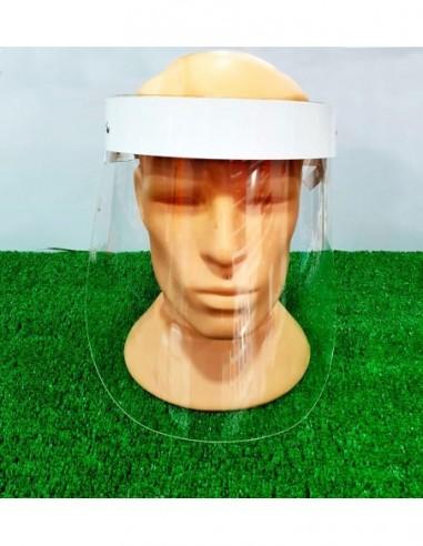 Protector Facial Papillon con Goma 195x295