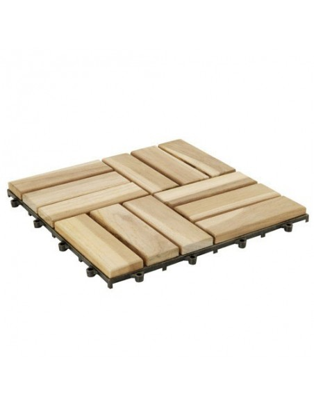 Losetas madera