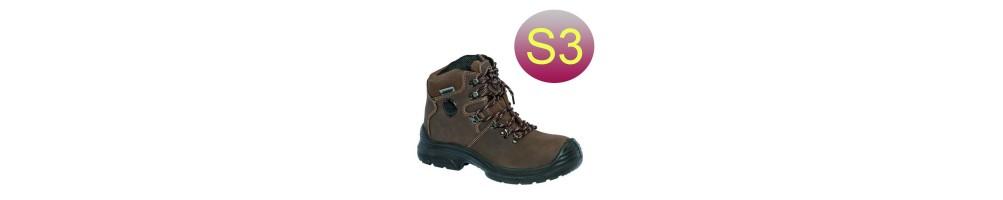 Botas seguridad S-3