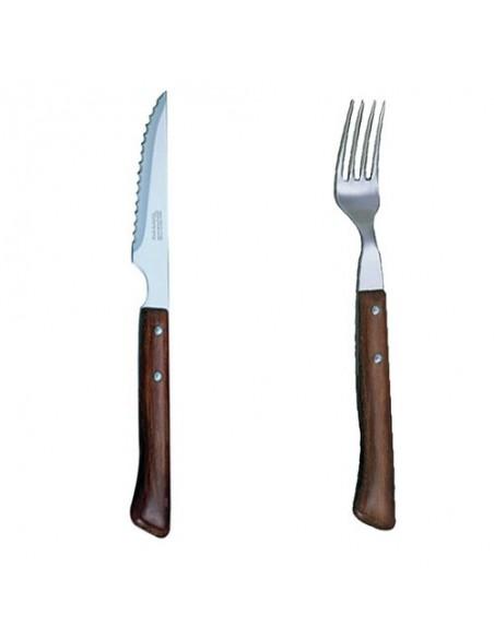 Cuchillos y tenedores varios usos