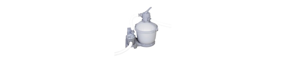 Hidrobombas y filtros